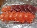 生鱼片的封面