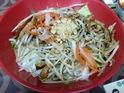 越南素食河粉的封面