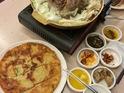 朝鲜味韩国料理(新店分店)的封面