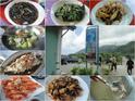 蓝の鱼餐厅民宿的封面