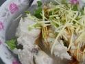 阿凤浮水虱目鱼焿的封面
