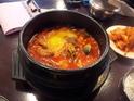 金三顺韩国豆腐煲专卖店的封面