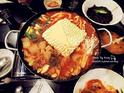 大酱韩式料理的封面