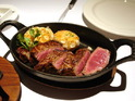 橡木炙烧牛排馆MEATGQ steak的封面