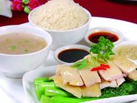 文昌海南鸡饭的封面