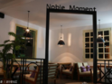 Noble Moment Cafe的封面