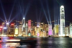 香港维多利亚港
