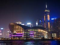 香港维多利亚港的封面