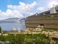 马湾挪亚方舟的封面