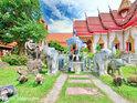 普吉岛查龙寺的封面