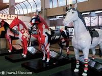 香港赛马博物馆的封面