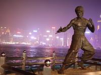 香港星光大道的封面