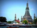 曼谷郑王庙的封面