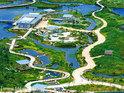 香港湿地公园的封面