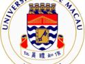 澳门大学的封面