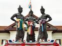 三王纪念碑的封面