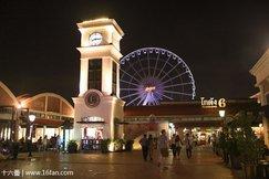 曼谷河畔夜市