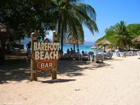 拉迈海滩的封面