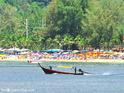 卡马拉海滩的封面