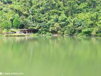 梅花湖风景区的封面