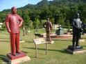 慈湖纪念雕塑公园的封面