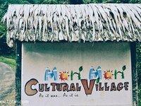 马里马里文化村的封面