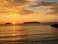 丹容亚路海滩的封面