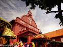 马六甲基督教堂的封面