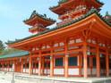 平安神宫的封面