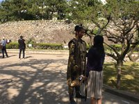 大阪城天守阁的封面
