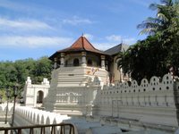 康提佛牙寺的封面