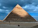 卡夫拉金字塔的封面