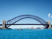 悉尼海港大桥的封面