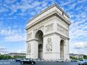 巴黎凯旋门的封面