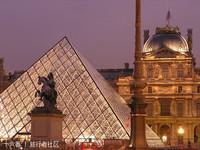 卢浮宫的封面