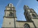 苏黎世大教堂的封面