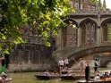 剑桥游船的封面