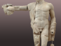 奥林匹亚考古博物馆的封面
