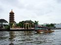 湄南河的封面