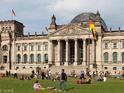 德国国会大厦的封面