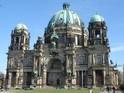 柏林大教堂的封面