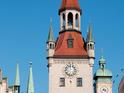 慕尼黑老市政厅的封面