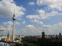柏林电视塔的封面