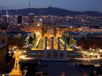 巴塞罗那西班牙广场的封面