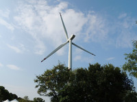 南丫风采发电站的封面