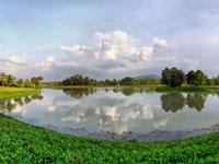 Khao Nam Khang国家森林公园的封面