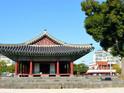 Gwandeokjeong亭的封面