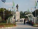 仁川自由公园的封面