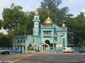 马拉巴清真寺的封面