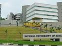 新加坡国立大学的封面